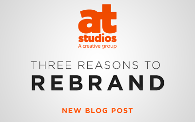 Three Reasons to Rebrand