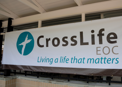 CrossLifeChurch Large Format Banner