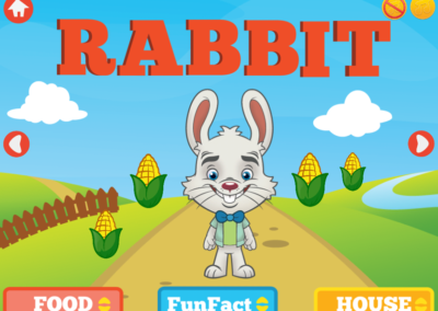 FarmToonz Rabbit