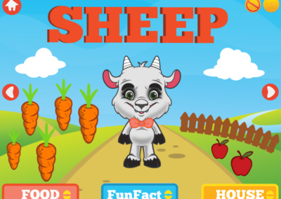 FarmToonz Sheep