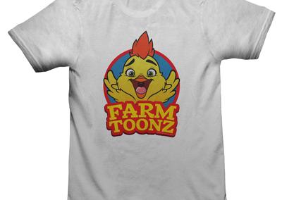 FarmToonzTshirt
