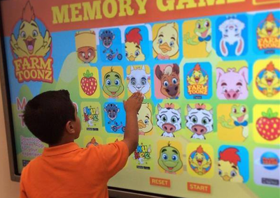 FarmToonz Memory Game
